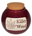Killer Weed Money Jar