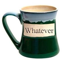 Whatever Oversized Coffee Mug