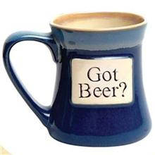 Got Beer? Oversized Coffee Mug
