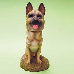 German Shepherd Dog Bobblehead