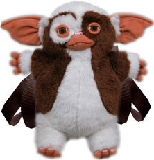 Gremlins Gizmo Plush Bag