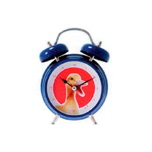 Present Time Duck Sound Alarm Clock