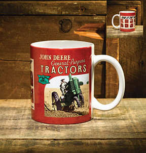 John Deere General Purpose Coffee Mug