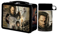 Lord of the Rings Return of the King Lunchbox