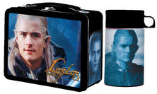 Lord of the Rings Blue Legolas Lunchbox