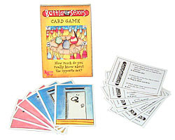 Battle of the Sexes Card Game