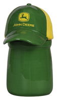John Deere Ceramic Cap Cookie Jar