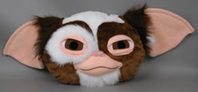 Gremlins Gizmo Head Plush Pillow