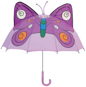 Fun Kidorable Butterfly Umbrella