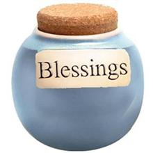 Tumbleweed Blessings Classic Word Jar