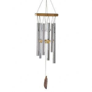 JW Stannard Sunset Hand Tuned Wind Chime