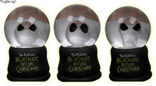 The Nightmare Before Christmas Mini Light-Up Globes - Set of 12