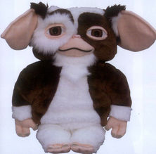 Gremlins Gizmo Body Plush Pillow