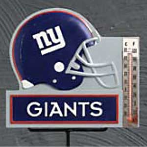 New York Giants NFL Thermometer