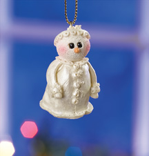 Baby Snowberry Snowberry Cuties Ornament