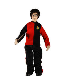 "Harry Potter Harry in Maze Task Outfit 12"" Plush Doll"