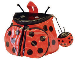Kids Ladybug Backpack Kidorable