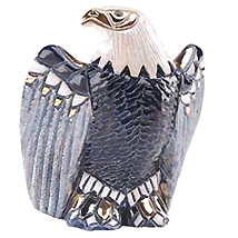 Eagle # 734 Artesania Rinconada Silver Anniversary Collection