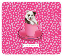 Keith Kimberlin Puppy Mousepad