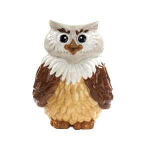 Waxcessories Ceramic Owl Bank