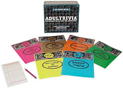 Adultrivia Board Game