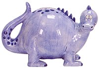 Dinosaur Ceramic Bank by Waxcessories