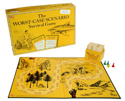 The Worst Case Scenario Survival Board Game
