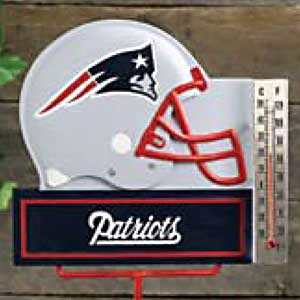 New England Patriots NFL Thermometer