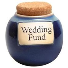 Wedding Fund Classic Word Jar