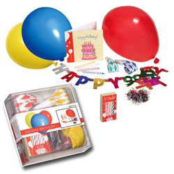 Instant Birthday Desktop Party Pack