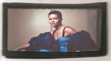 Michelle Elegance Checkbook Holder