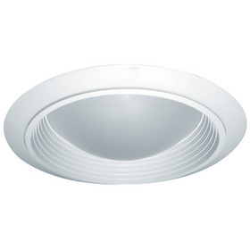 ELM427W Line Voltage Trim(Baffle with Reflector & Dome Frosted Lens)