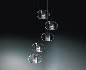 Fairy SG-R5 Leucos Pendant Lighting