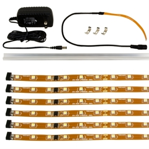 KIT-DL-FLEXUP-HO-6-30-A Jesco LED Flexible Linear Kit