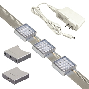 KIT-SD131-TR3-A Jesco Orionis 3' Dimmable Track Kit