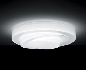 LOOP-LINE Leucos Ceiling Light
