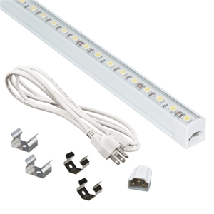 "KIT-S401-36-30-A Jesco 36"" LED Sleek Strip Linkable Kit."