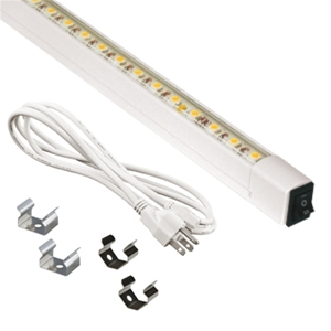 "KIT-S402-12-30-A Jesco  12"" LED Sleek Strip Non-Linkable Kit."
