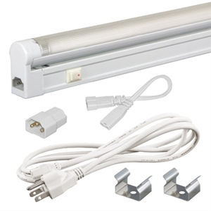 SG5A-CPS-30-W Jesco Mini Fluorescent Sleek Plus Adjustable T5 Kits- 3000K