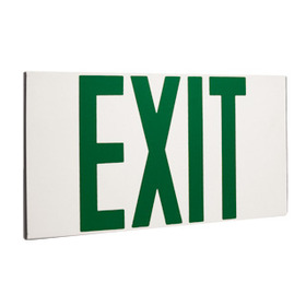 Elco Self Illuminating Exit Signs