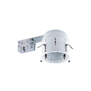 "Jesco RS6000SR Line Voltage 6"" Shallow Housing for Remodeling"