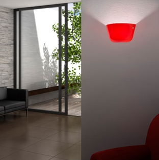 Ayers P38 Leucos Wall Sconce Light