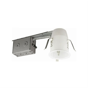 "Jesco RS3001R Line Voltage 3""  Non-IC Remodel Housing"