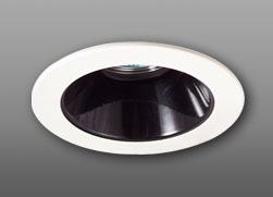 Elco EL1421 Low Voltage Trim (reflector, adjustable, shallow)
