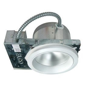 "Elco ELD75ICA LED 6"" New Construction IC Housing, 4100ºK"