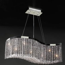 Clavius 66020 BK/PC   Chandelier-PLC
