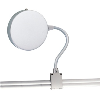 NRS90-P80 Round Power Canopy with Side Exit Connector to Rail