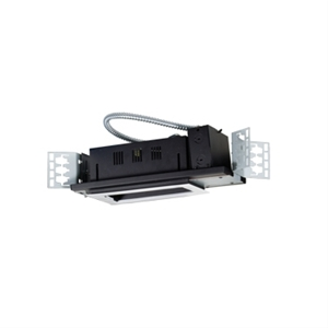 ML421HT LED Modulinear 2- Light Housing & Trim Unit