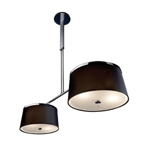 Jesco PD618-2  LEILA 2 Light Pendant