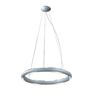 Jesco PD601  Cirque 6 Light Circular Adjustable Pendant